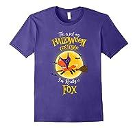 I'm Really A Fox, I'm Really A Fox Shirts Purple