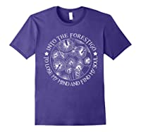 Gardens T Shirt Losing My Minds And Finding My Souls T Shirt Purple