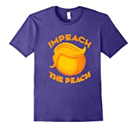 Impeach Halloween Premium T Shirt For Girls And Adults Purple