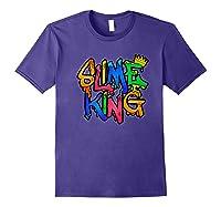 E King Tshirt For E Shirt Purple