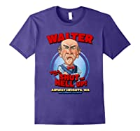Walter Airway Heights Wa Shirts Purple