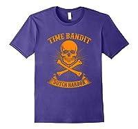 Time Bandit Dutch Harbor Shirts Purple