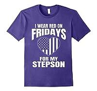 Deployed Stepson Homecoming Shirts Purple