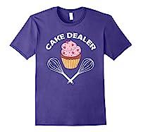 Cake Dealer Cake Dealer Shirts Purple
