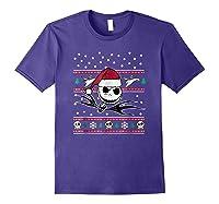 Nightmare Before Christmas Holiday Shirts Purple