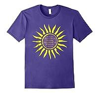 Jefferson City Mo Total Solar Eclipse Shirt Aug 21 Sun Tee Purple