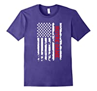 Notre Dame City Tshirt Purple