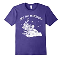 Hex The Patriarchy Tshirt Funny Gift Purple