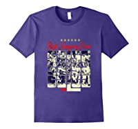 Fania All Star Best Singers Ever Salsa Power Tank Top Shirts Purple