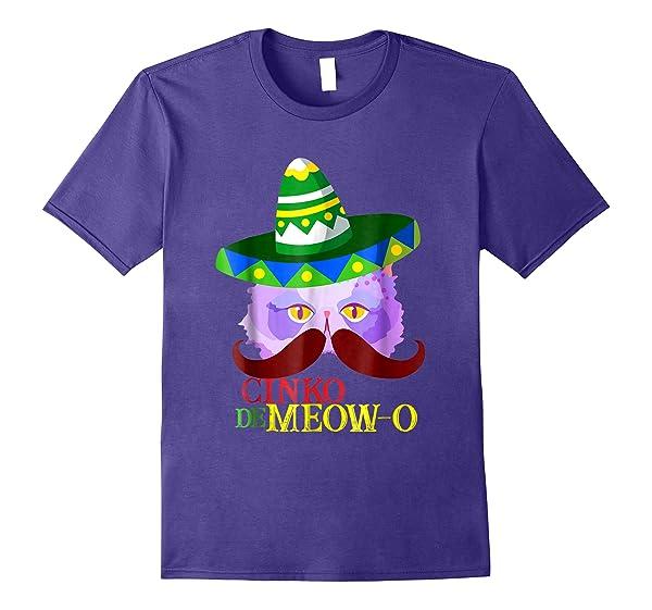 Check Out This Awesome Cinco De Meow Mayo Shirt