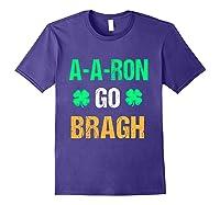 Funny Saint Patrick S Day Novelty Shirt St Patty S Tee Purple