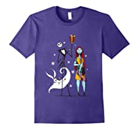 Disney Nightmare Gift T Shirt Purple