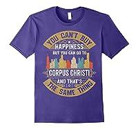 Corpus Christi City Flag Tshirt I Love Corpus Christi Shirt Purple