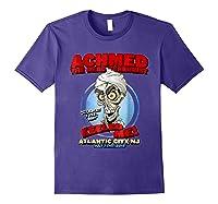 Achmed The Dead Terrorist Atlantic City Nj Shirt Purple