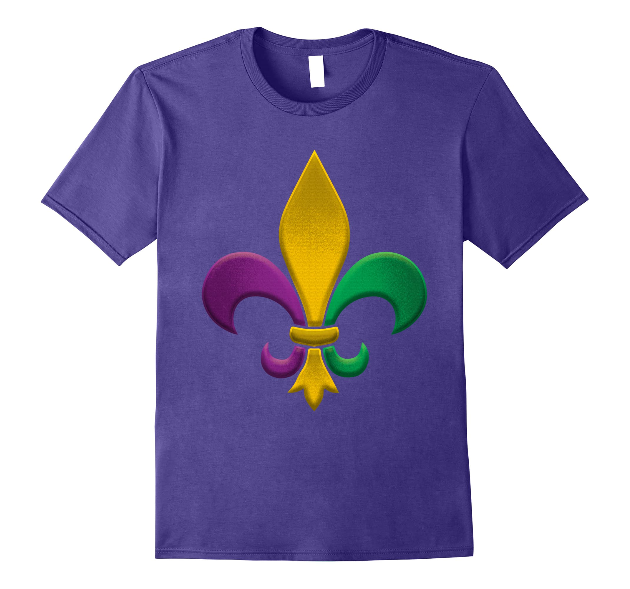 Awesome Mardi Gras Fleur De Lis Shirt New Orleans Party Idea-ah my shirt one gift