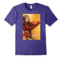 Studios 10 Years Scarlet Witch Poster Shirts Purple