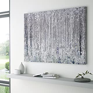 Best grey and silver wall art Reviews