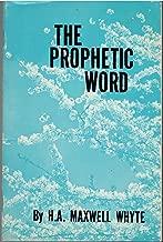The prophetic Word