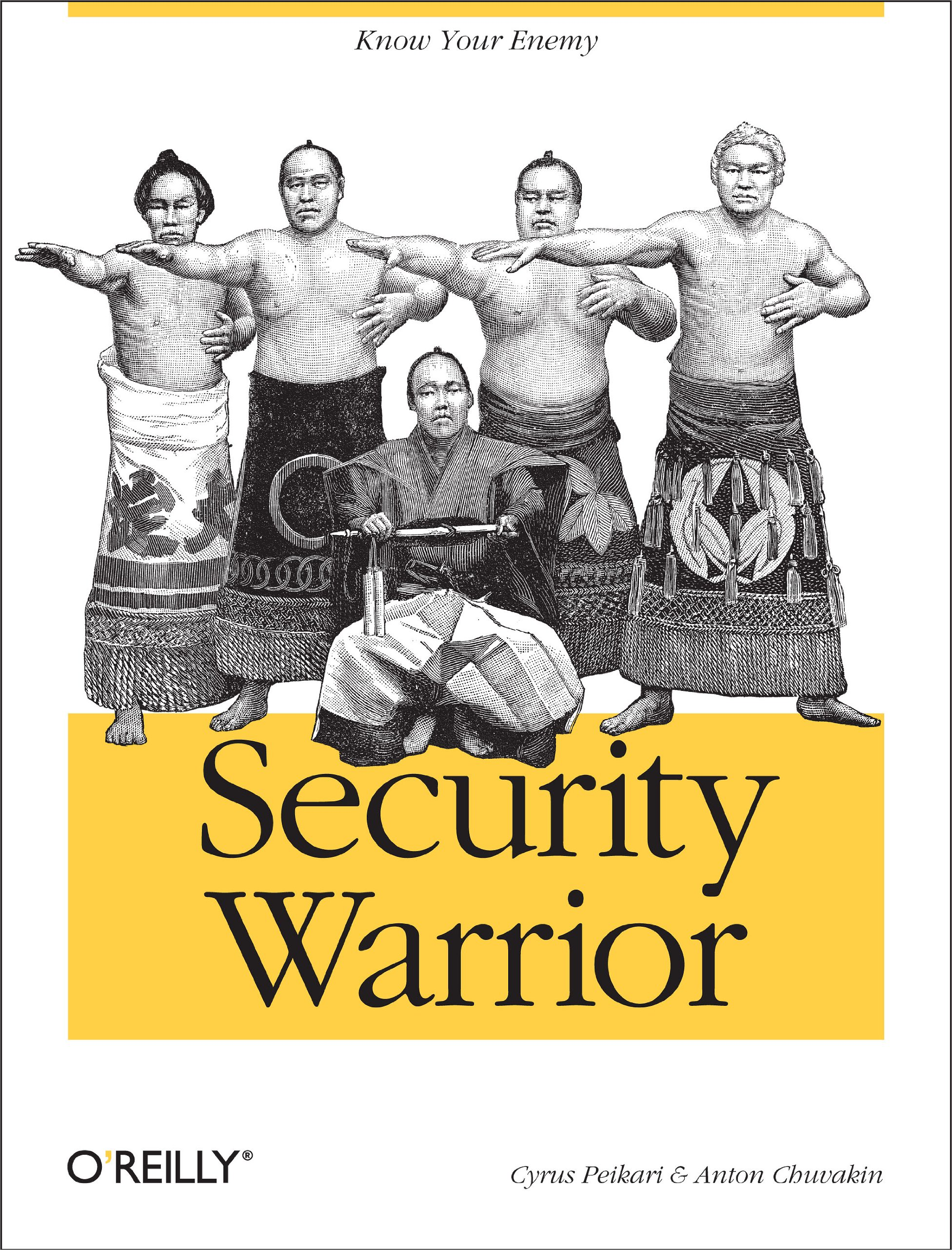 Download Security Warrior: Know Your Enemy (English Edition) 