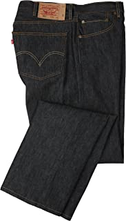 Men's Big & Tall 501 Original Shrink-to-fit Jean