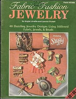 Best stiffened fabric jewelry Reviews