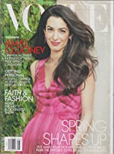 Vogue May 2018 Amal Clooney - Lawyer, Activist, Mother of Twins, Free-Speech Crusader
