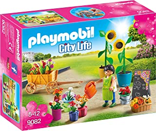 Playmobil City Life Florist - 5 Years and Above