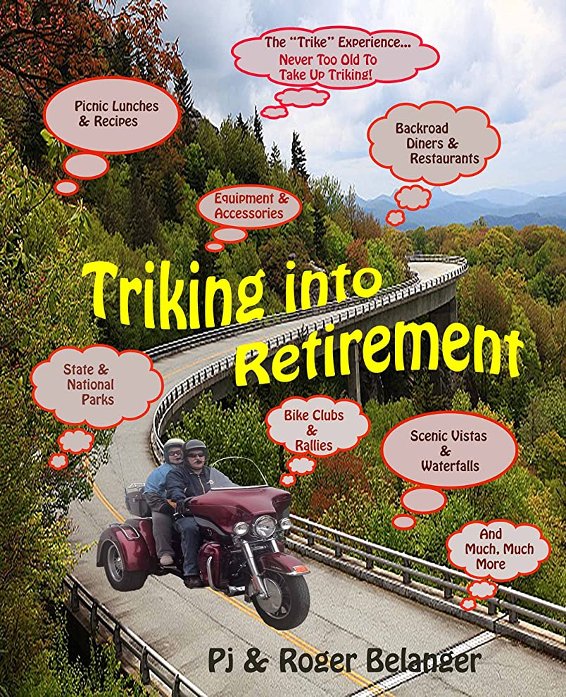 分離民間肺Triking into Retirement: Never Too Old to Take up Triking! (English Edition)