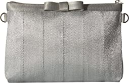 Harveys Seatbelt Bag Bow Clutch