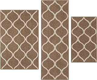 brown kitchen rugs