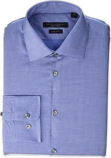 Men's Spencer Stretch Regular Fit Dress Shirt