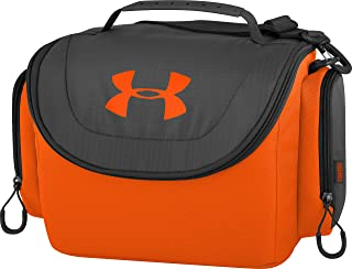 Under Armour 12 Can Soft Sided Cooler, Hyper Green 12 Can Cooler Orange UA7512002