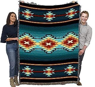 Best native american print rugs Reviews