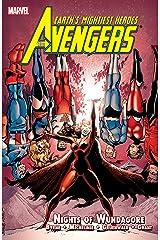Avengers: Nights of Wundagore (Avengers (1963-1996)) Kindle Edition