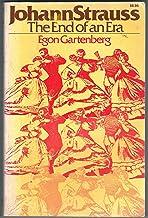 Gartenbergj Strauss: End of an Era