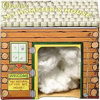 Kordon/Oasis (Novalek) SOA80042 My Hamster House, Log Cabin