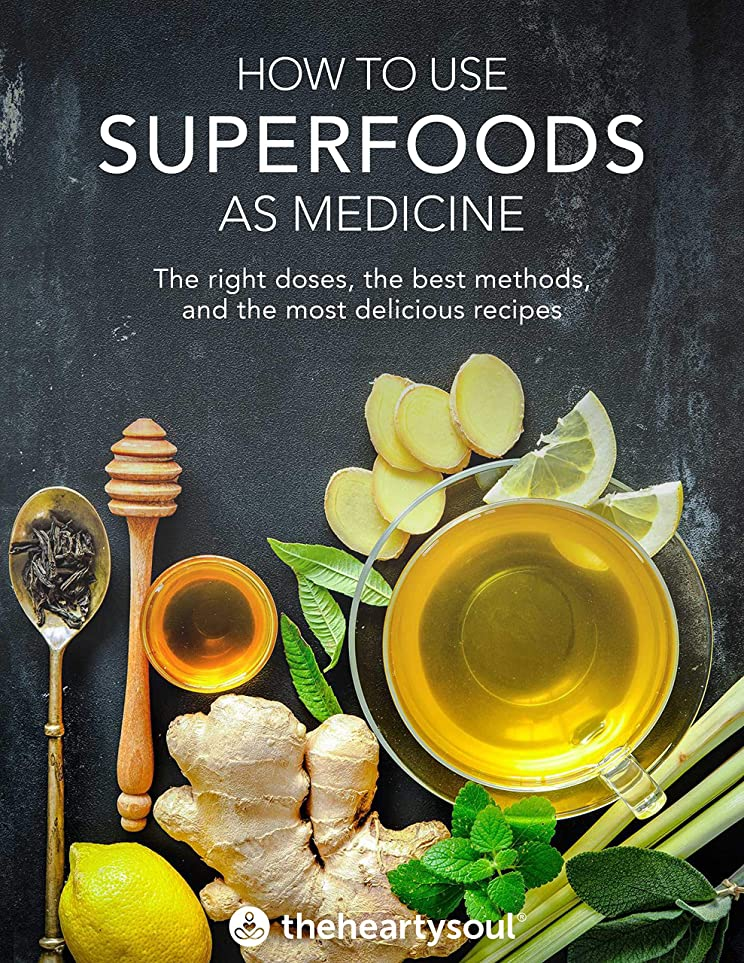 How To Use Superfoods As Medicine (English Edition)