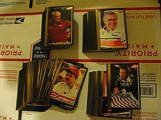 1992 Maxx Black- 5th Anniversary Edition - Factory Sealed Set (300 Card Set - Jeff Gordon ROY) - NASCAR Racing Trading Cards