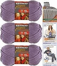Best bernat softee chunky blanket patterns Reviews