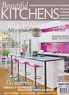 Beautiful Kitchens Magazine (September 2012)