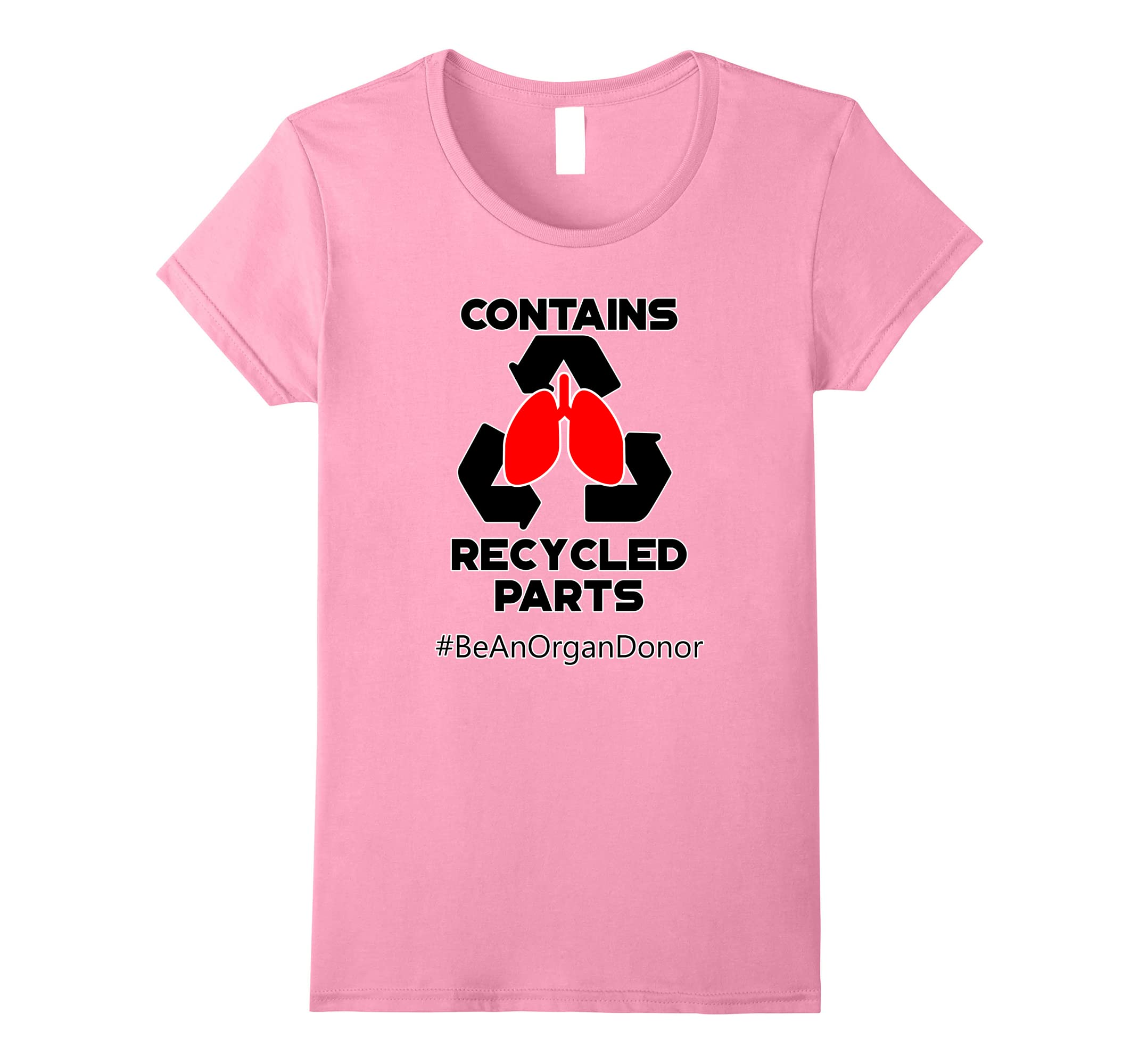 Amazon Contains Recycled Parts Lung Transplant Recipient T