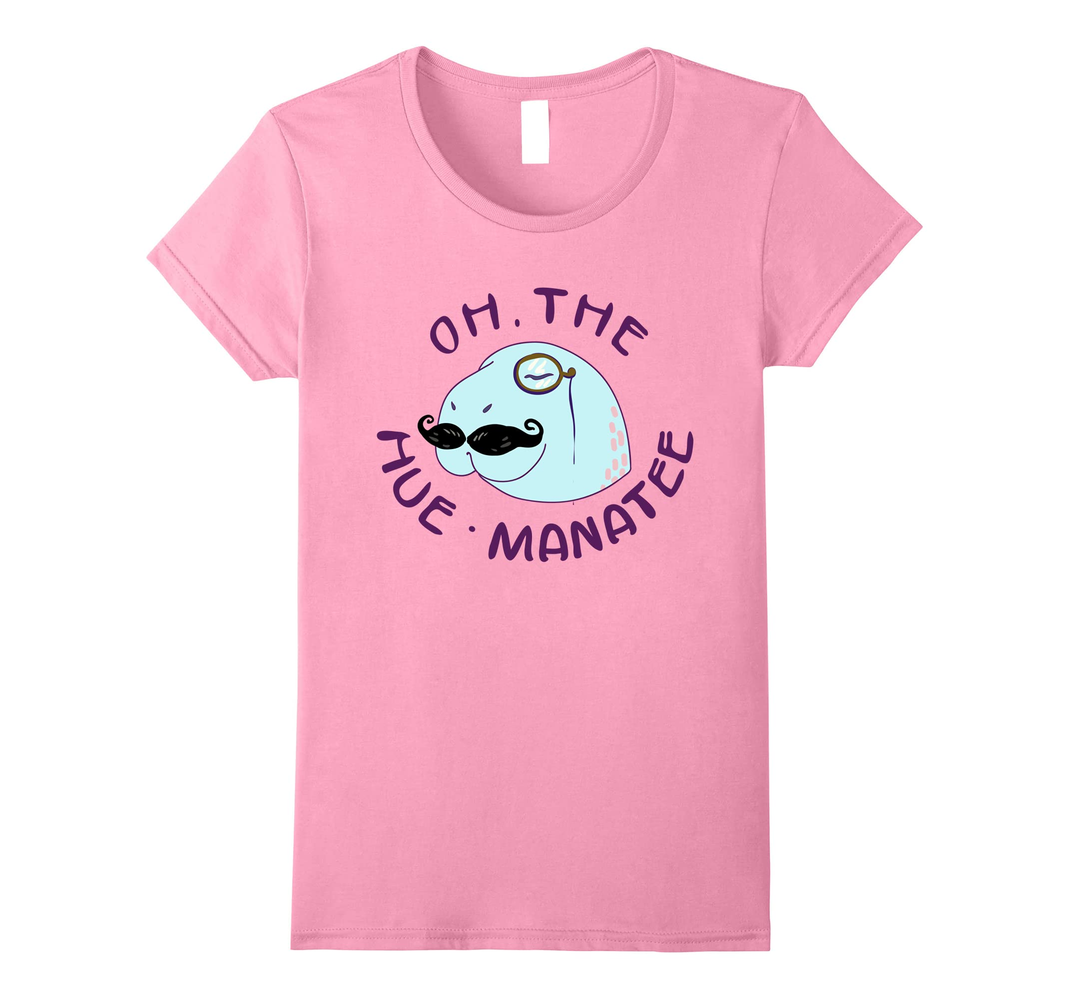 Oh Hue Manatee Funny Shirt-Tovacu