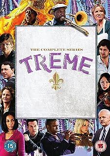 Treme: Seasons 1-4 (5 Dvd) [Edizione: Regno Unito] [Reino Unido]