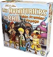 Les Aventuriers du Rail - Mon Premier Voyage - Asmodee - Jeu de société - Jeu de plateau - Jeu enfant