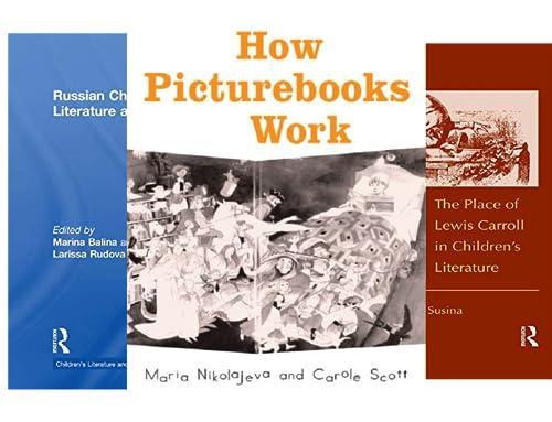 Children's Literature and Culture (51-100) (50 Book Series)