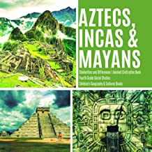 Aztecs, Incas & Mayans | Similarities and Differences | Ancient Civilization Book | Fourth Grade Social Studies | Childre...
