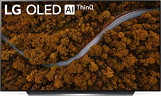 "LG OLED65CXPUA Alexa Built-in CX Series 65"" 4K Ultra HD Smart OLED TV (2020)"