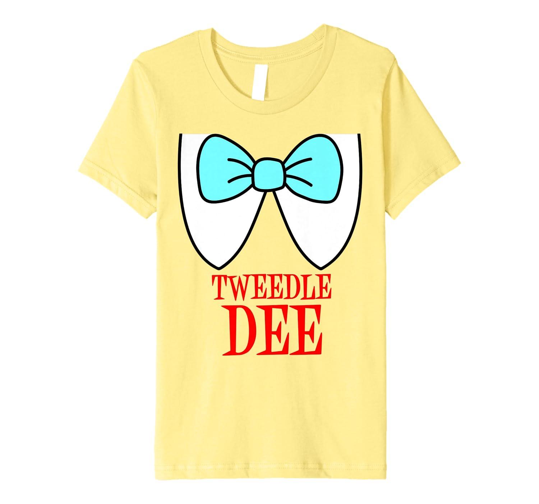 Tweedle Dee Costume T-Shirt