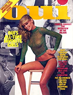 Oui Magazine October 1979 7th Anniversary Issue Playboy Lenny and Squiggy Interview