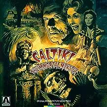 Caltiki The Immortal Monster:Original Soundtrack By Robertonicolosi